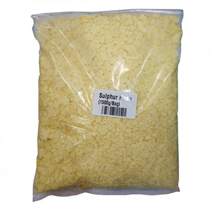 Sulphur Flake (1500g), ,Others - greenleif.sg