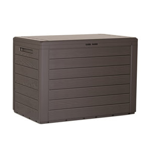Woodebox Umber Garden Storage Box (780x438x550mm)