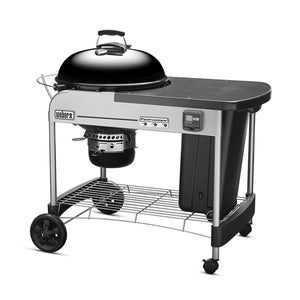Weber Performer Premium GBS Charcoal Grill 57cm (Black)
