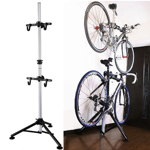 2 Bicycles Display Stand (Foldable), Bicycle Accessroies,Steve & Leif - greenleif.sg