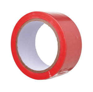 Red PVC Floor Marking Tape (48mm x 20m)