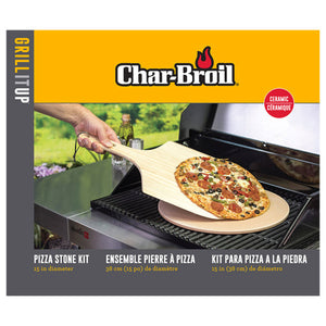 Pizza Stone Kit, ,Char-Broil - greenleif.sg