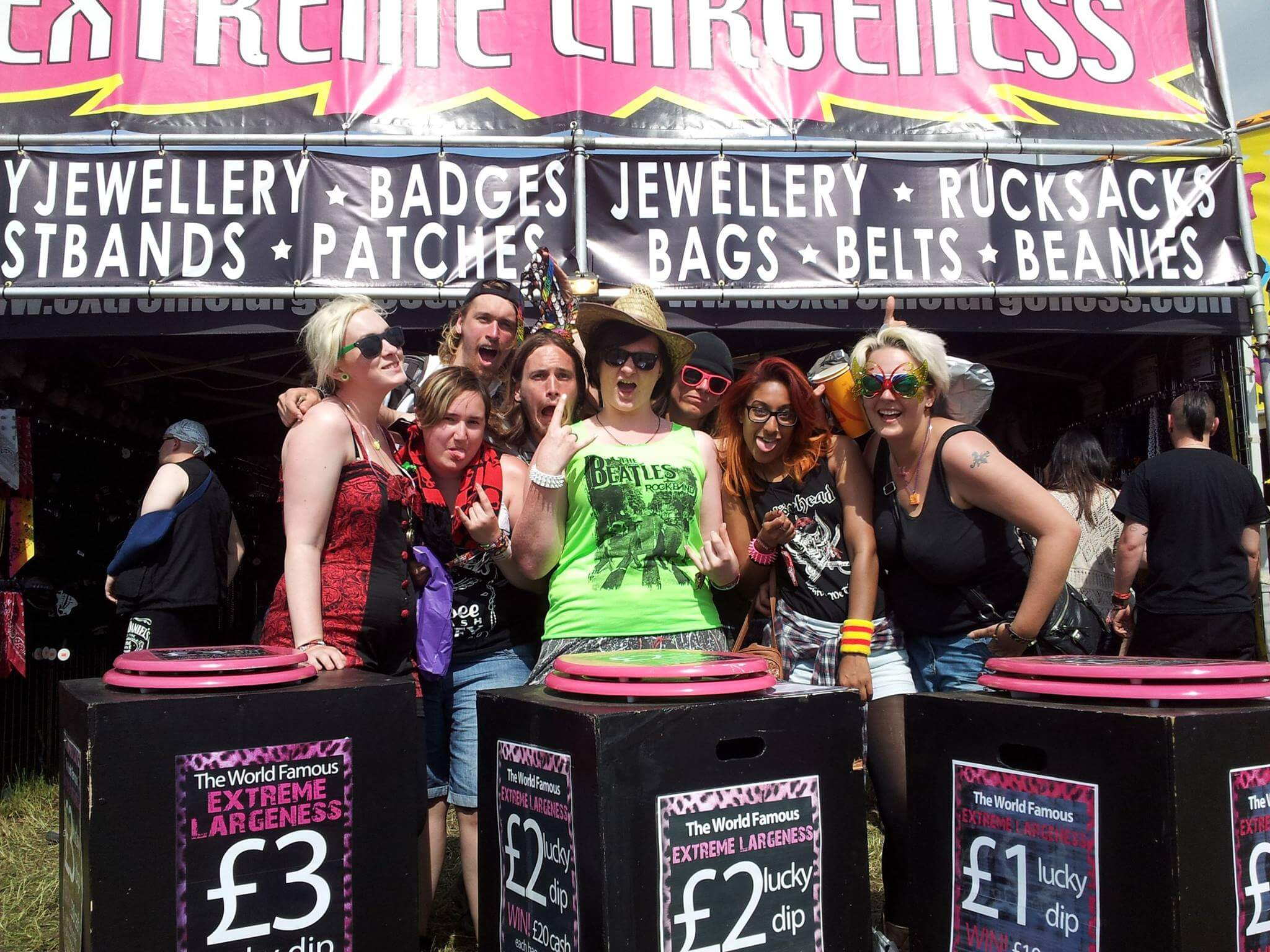 Extreme Largeness Download 2014