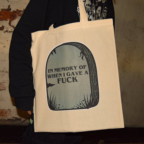 In Memory Tote Bag - Luna