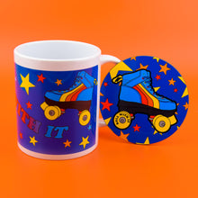 Roll With It Mug & Coaster - Luna