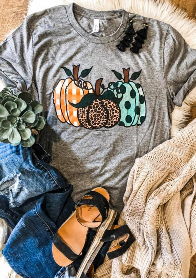 Pumpkin Fall Tee