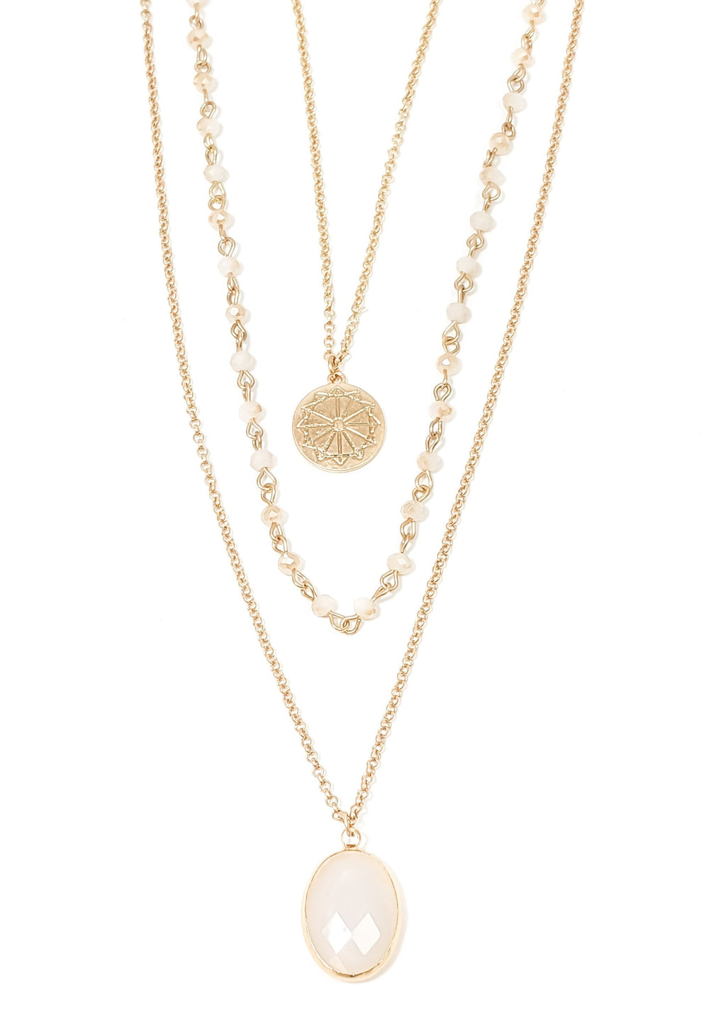 Alivia Layered Necklace