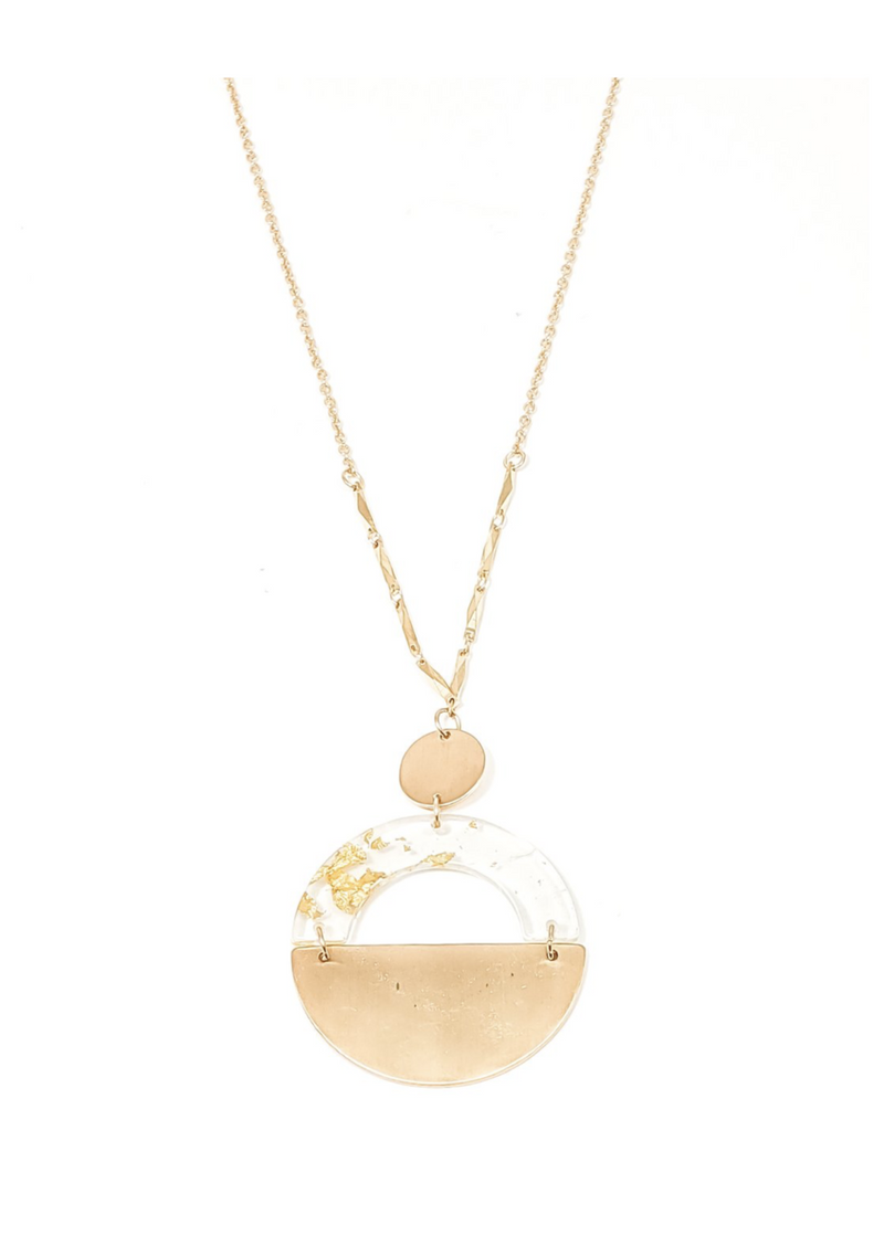 Tori Necklace - Gold