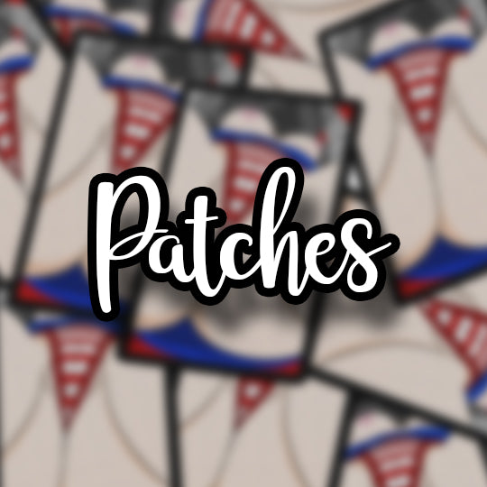 Doujin Patches