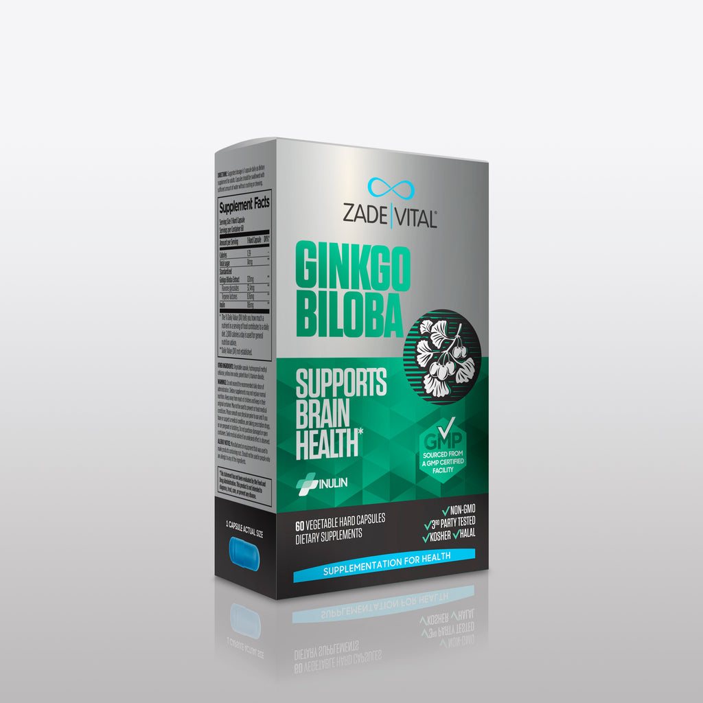 Ginkgo Biloba and Inulin