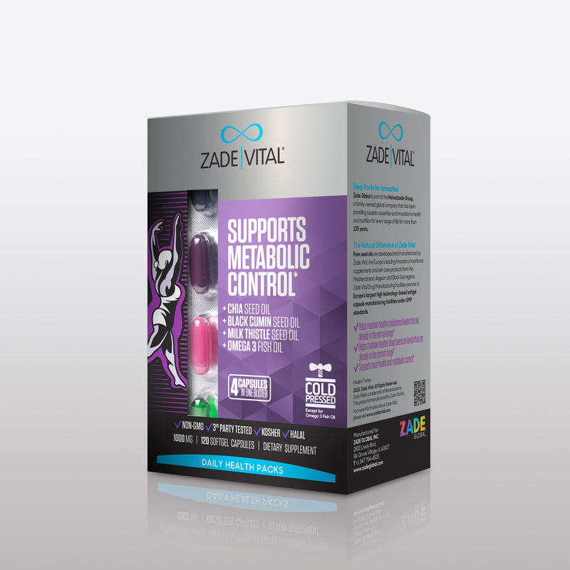 Concept Metabolic - Supports Metabolic Control