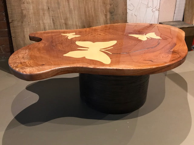 Dovetail Butterflies Coffee Table