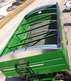 Side Roll Kits For Trailers Requiring Tarp Bows (20'-50' Coverage) - kym-industries