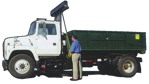 Pioneer HR1000 Hi Roller Refuse Tarping System w/ Power Pack