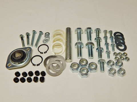 Patriot Aluminum Hardware Kit - kym-industries