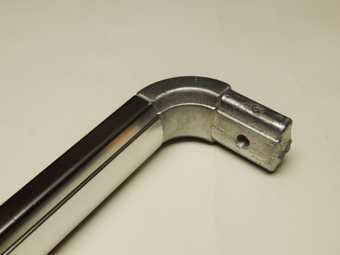 "93"" Aluminum Side Arm with 90° Corner - kym-industries"