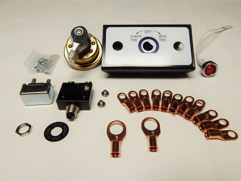 Rotary Switch Kit - kym-industries