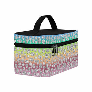 Pastel Ombré 💎 Cosmetic Travel Bag