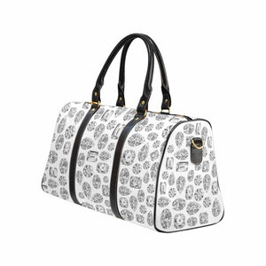 💎 Large Diamond Duffel (White)