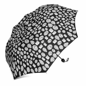 """You are a GEM"" Diamond 💎 Umbrella (Black)"