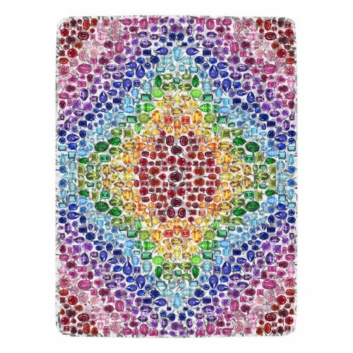 Gem Fleece Blanket