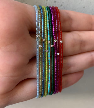 Diamond Friendship Bracelet-1 pointer