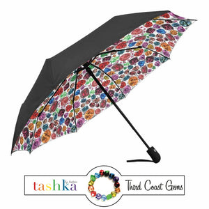 Third Coast Gems x Tashka Garnet Umbrella (Automatic)