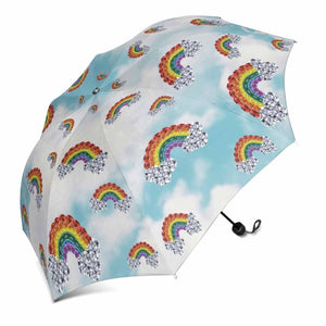 Gem Rainbow In The Clouds Umbrella (Regular)