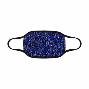 Sapphire Face Mask