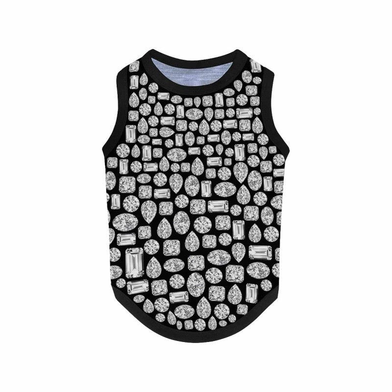 Diamond Pet Tank (Black)