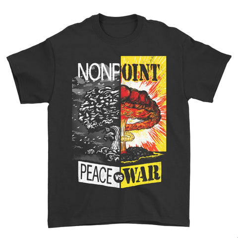 Peace Vs. War - T shirt