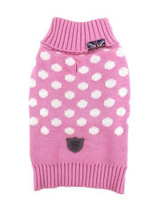 Sydney & Co Pink & White Jumper