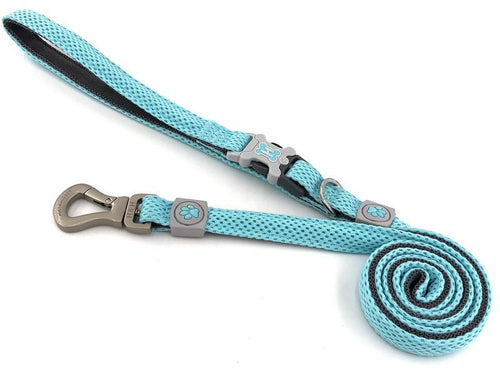 Hugo & Hudson Aqua Mesh Easy Attachable Dog Lead