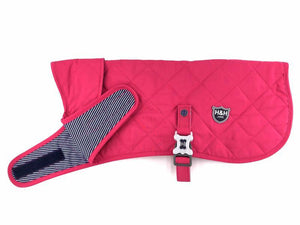 Pink Quilted Hugo & Hudson Jacket