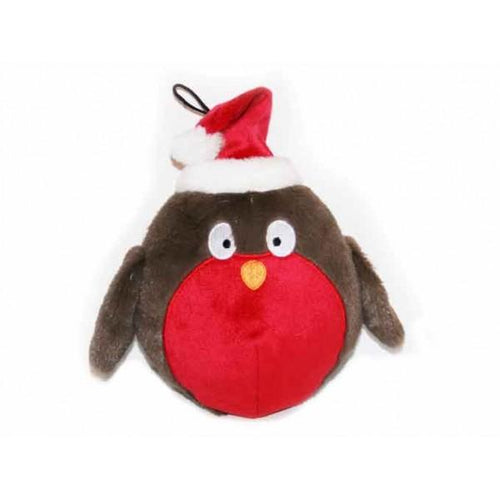 Petface Christmas Robin Toy