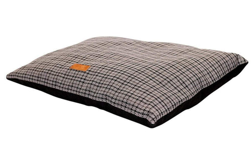 Cushion Bed - Tweed Dog Bed - Henley Cushion
