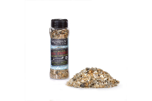 Health Supplements - Fish Sprinkles Health Supplement