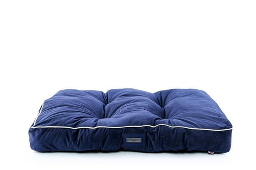 Hugo & Hudson Navy Cushion Bed