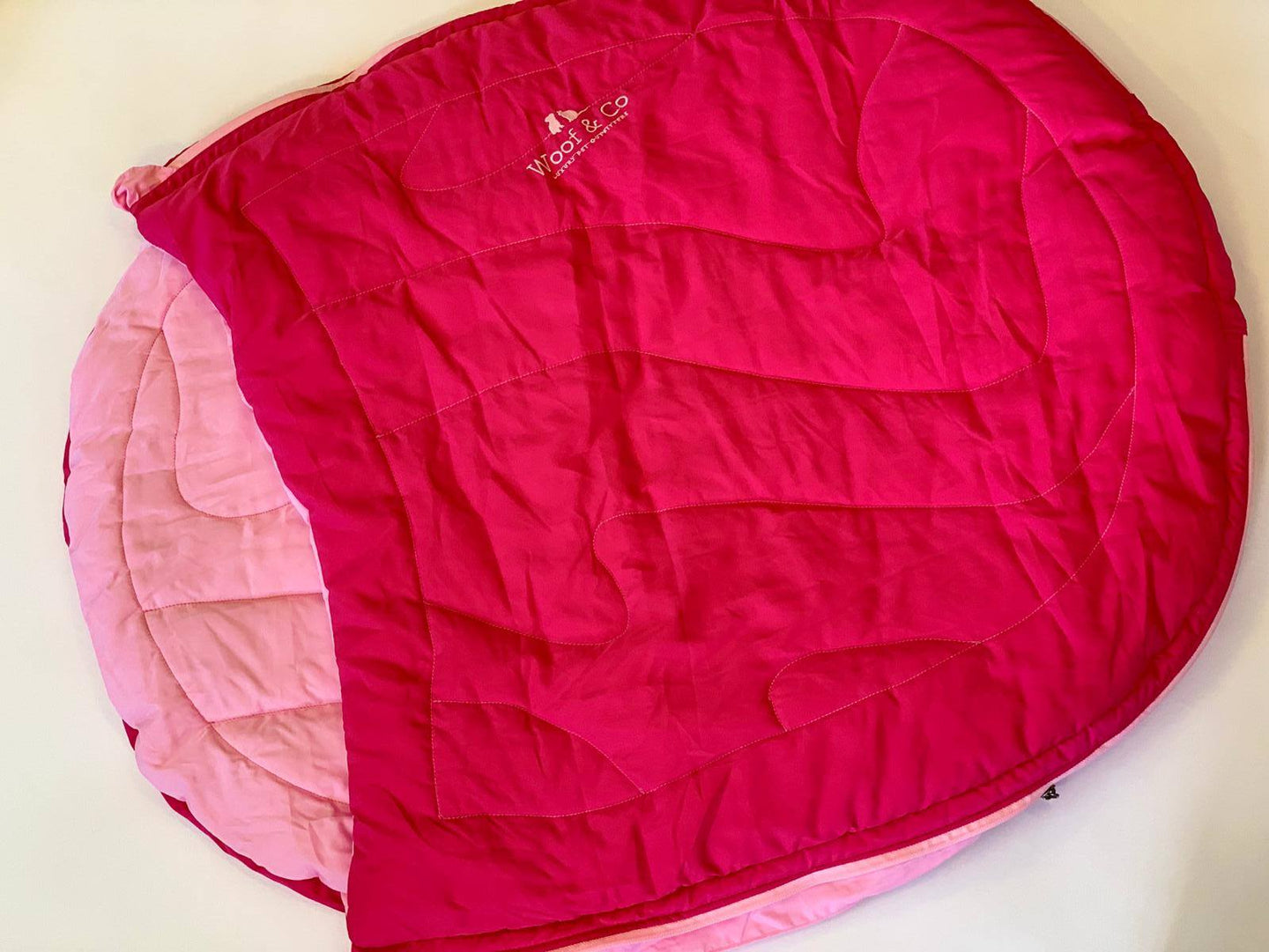 Pink Doggy Sleeping Bags