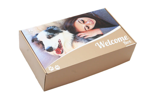Puppy Welcome Box - Puppy Welcome Box