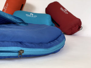 Sleeping Bag - Blue Doggy Sleeping Bags