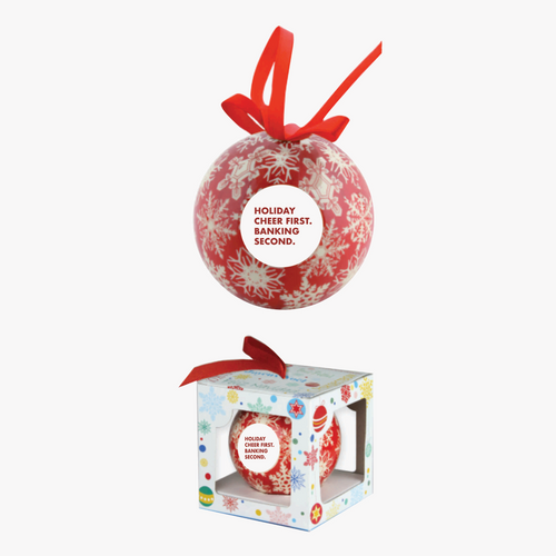 Holiday Ornament (5-Pack)