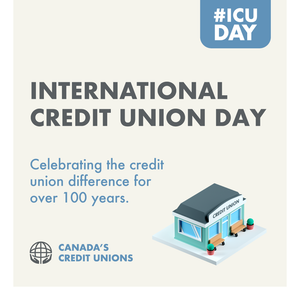 International Credit Union Day - Digital Package
