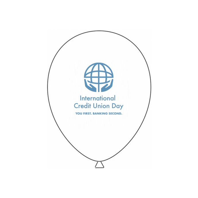International Credit Union Day - Balloons