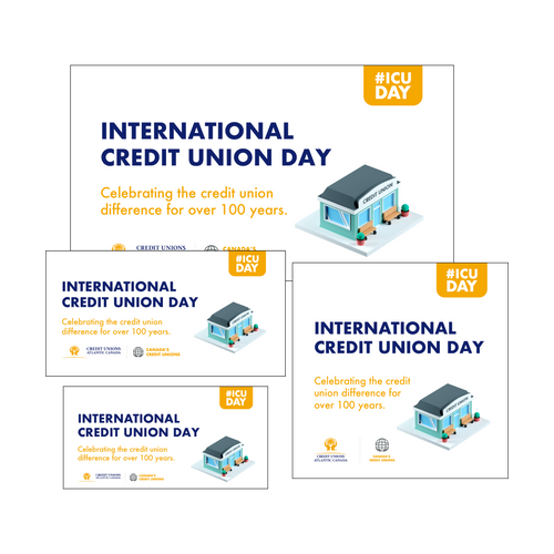 International Credit Union Day - Digital Package - Atlantic