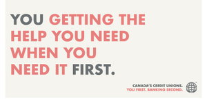 You First. Banking Second Creative Assets - COVID-19