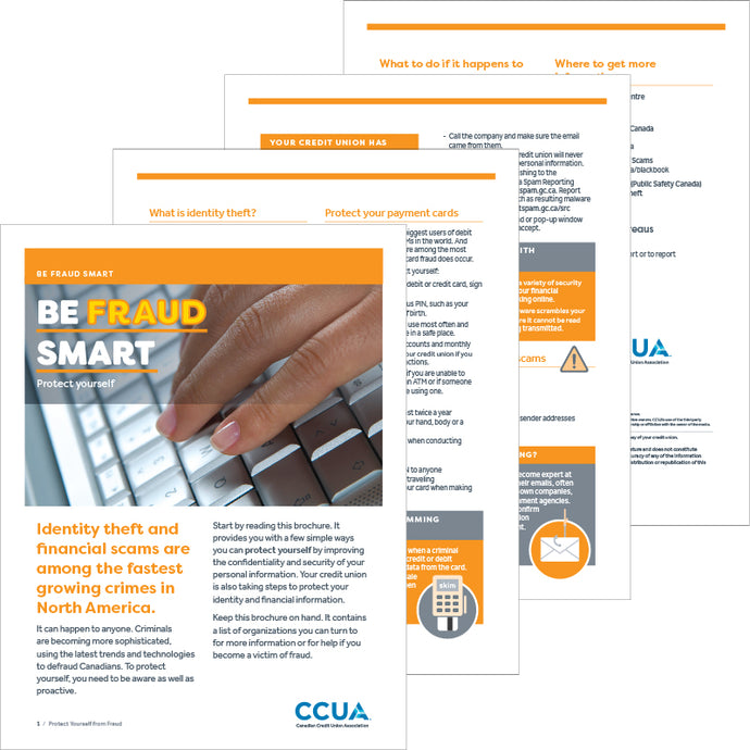 Fraud Smart - Digital Brochure