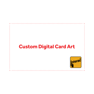 Mobile Wallet - Digital Card Art (Full Custom)