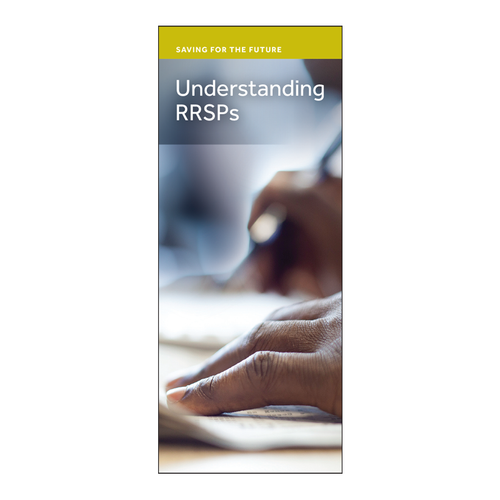 Understanding RRSPs - Print Ready Booklet - Updated for 2021