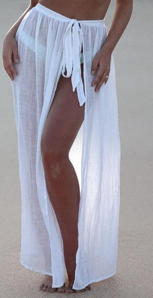 Summer Beach Cover Up skirt